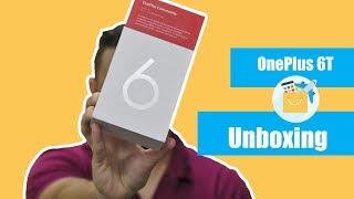 OnePlus 6T unboxing! Você PRECISA conhecer!