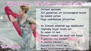 Meryl Streep - The Winner Takes It All (magyar) [720p]