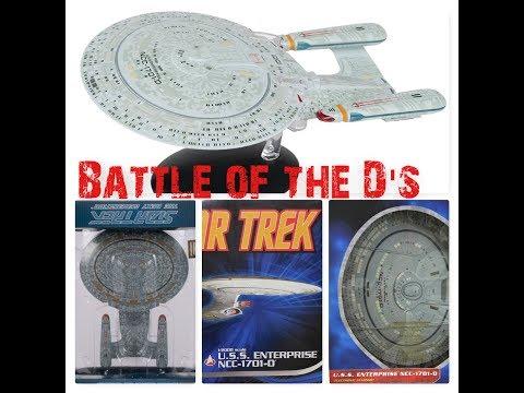 Battle of the Enterprise D's
