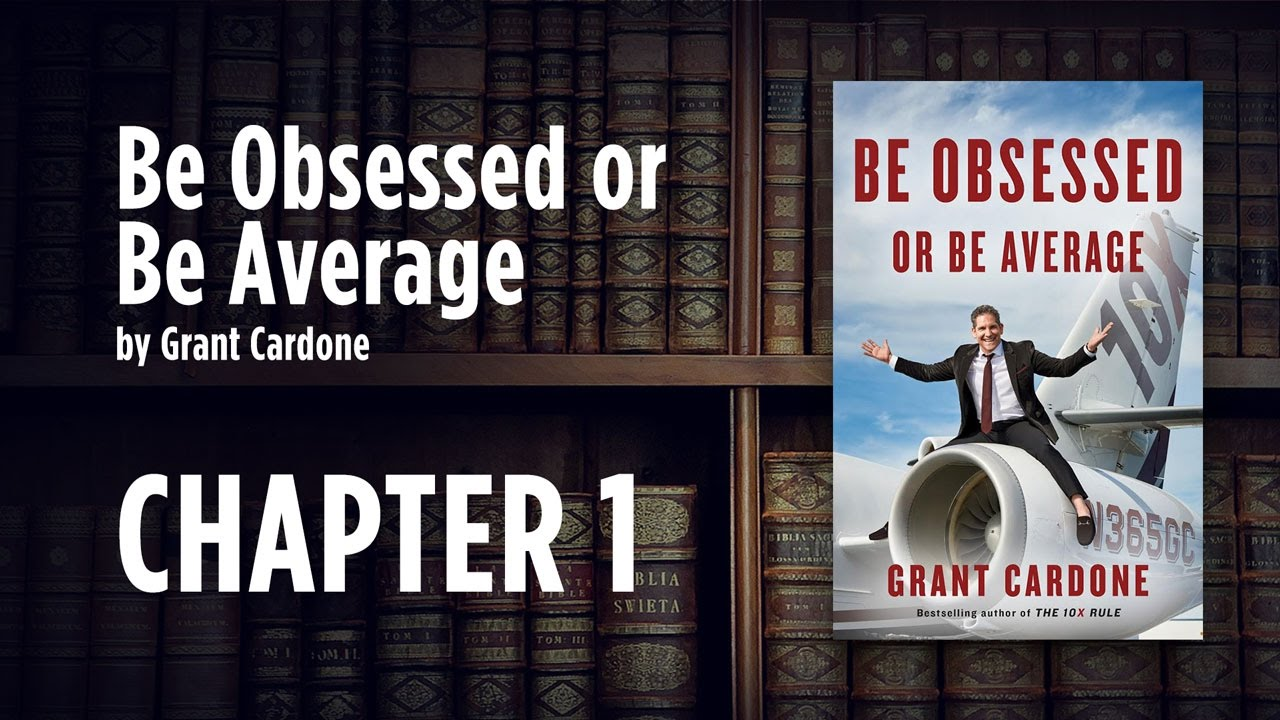 Be Obsessed Or Be Average Book Review Week 1 Youtube