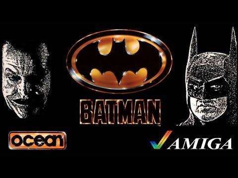 Batman 1989 Amiga 500 Longplay