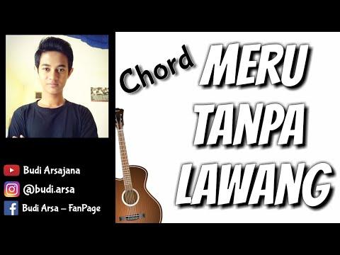 (Chord Gitar) Meru Tanpa Lawang - Budi Arsa