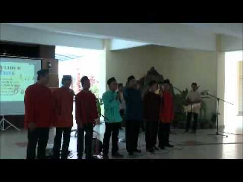 Nasyid Kolej Komuniti Kuala Langat 2011 (Dia kekasih Allah-Hijjaz)