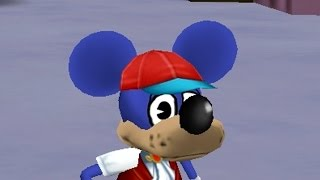 RANDOM BLUE MOUSE OF THE DAY