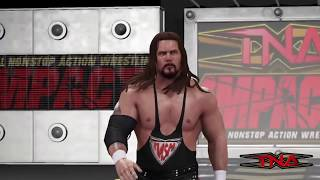 WWE 2K17 - TNA Custom Music & Attires | PART 2