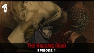 Lets Play: The Walking Dead- Episode 1 [Part 1] - A New Day