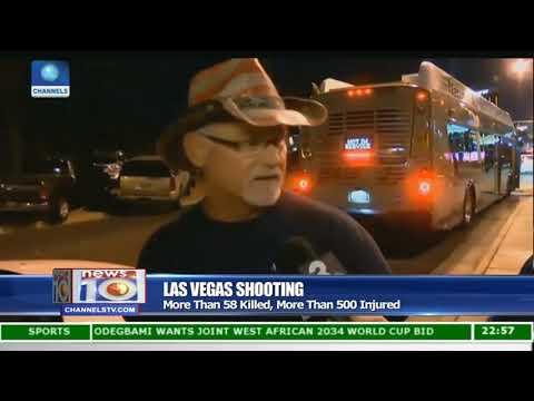 More Than 58 Killed, Over 500 Injured In Las Vegas Shooting Pt.4 |News@10| 02/10/17