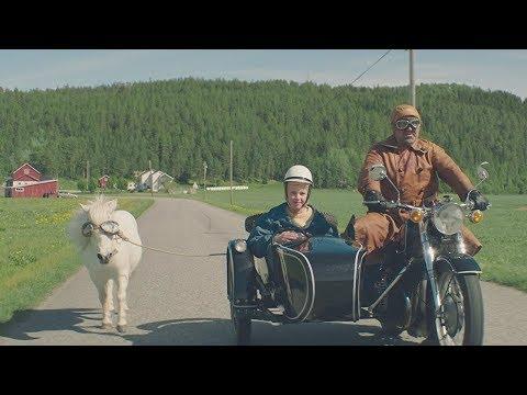 《奥斯卡去美国》Oskars Amerika 2017 电影预告中文字幕