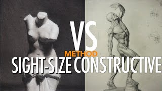Sight-Size method Vs Constrictive (Analytical) method! one more time:)