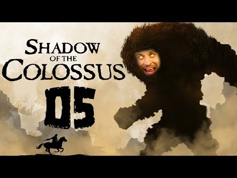 Shadow of the Colossus PS4 Remaster mit Simon & Budi #05 | Knallhart Durchgenommen