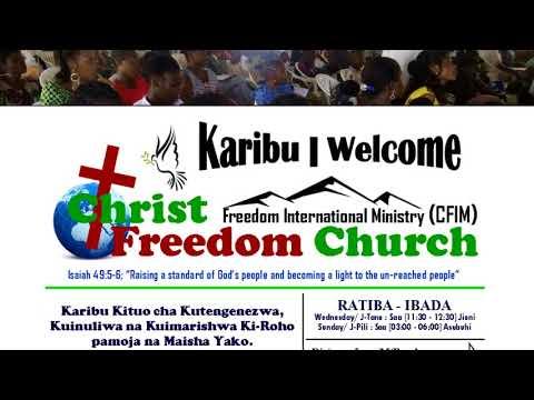 Christ Freedom Church (CFC) ..... KITUO
