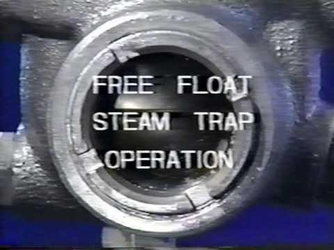 TLV Steam Trap Operation