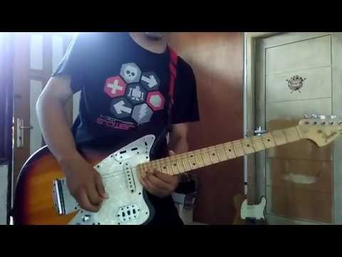 cinta gila ( triad version ) guitar solo  tutorial