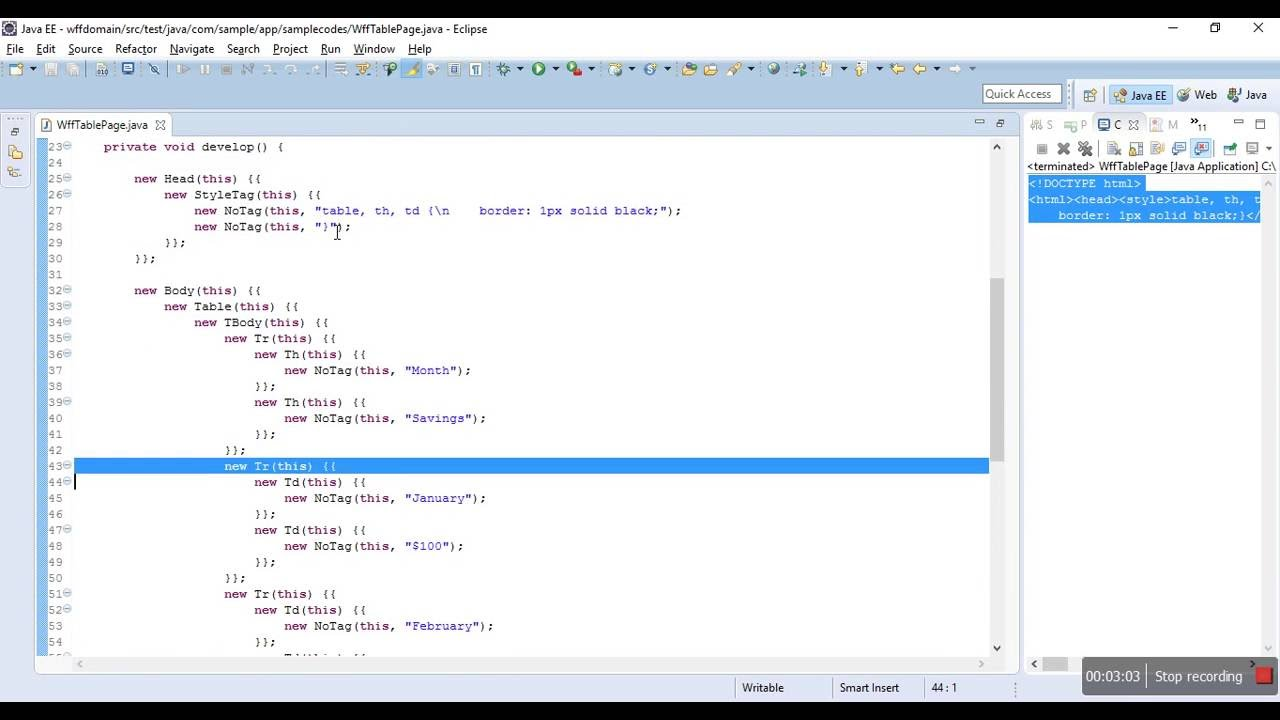 html to wff java code online conversion tool html to wff java code online conversion tool