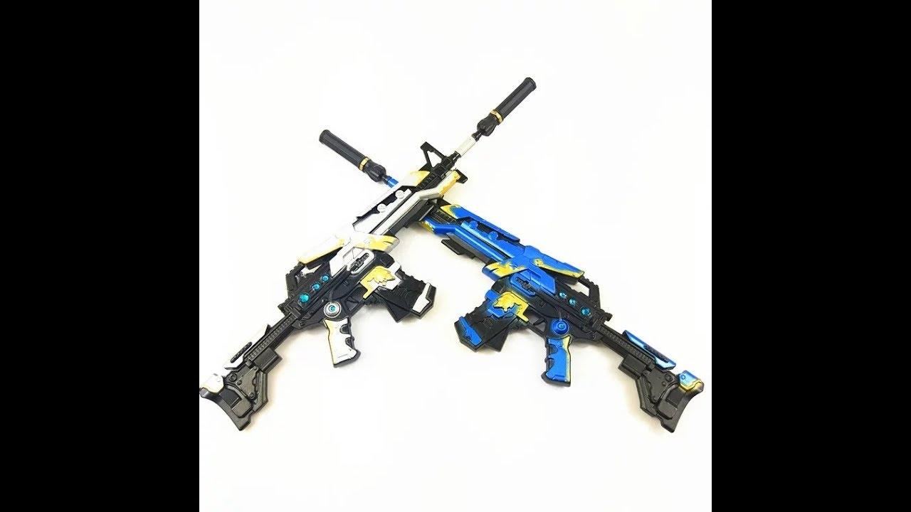 Mô hình súng truy kích