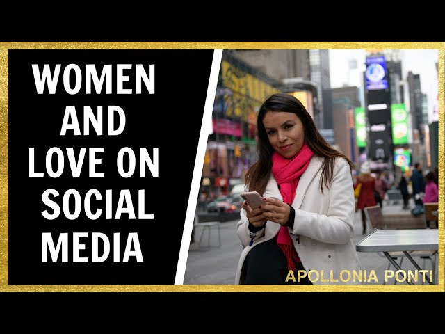 Social Media And Relationships | SECRETS About Women & Don't Let it Ruin Your Relationship!