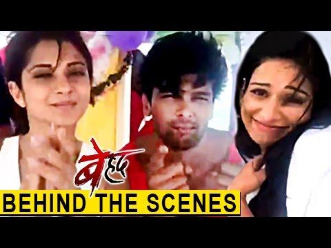 Maya & Arjun's Underwater PROPOSAL | FUN Behind The Scenes | Beyhadh