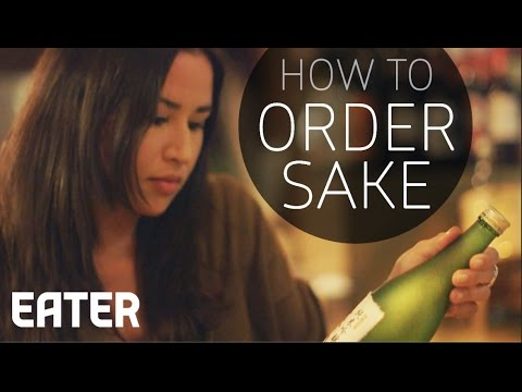 How to Order Sake - Tasting Notes from A Sommelier