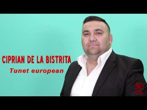 Ciprian de la Bistrita - Tunet european (NOU 2017)