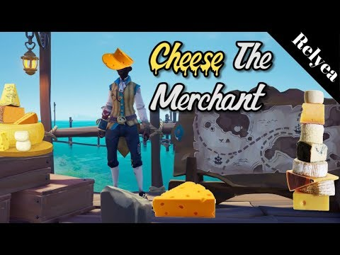 Sea of Thieves How to Cheese the Merchant Level Up Merchant Alliance Fast