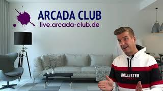 Arcada-Club Livesendung vom 01.12.2020