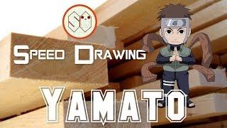 Speed Drawing | Anime&Manga - Yamato