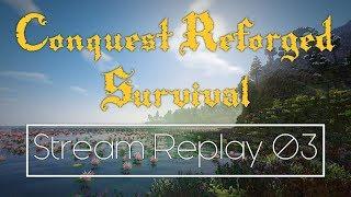Conquest Reforged 1.12.2 Dev. Survival (We struck gold!)