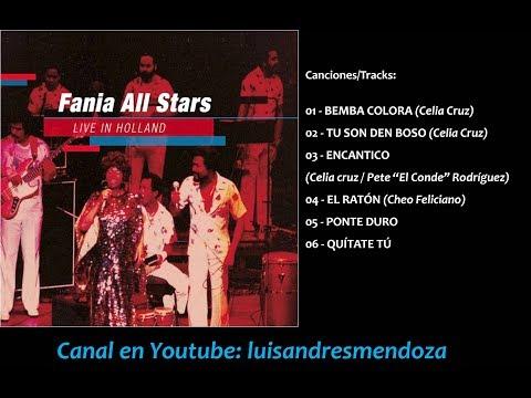 Fania All Stars - Live In Holland [2011] Disco Completo - Full Album