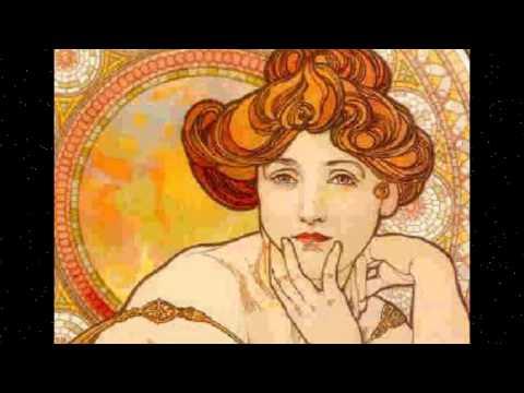 Art Noveau - Alphonse Mucha