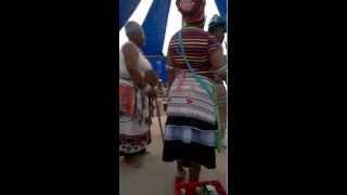 Ihlombe Xhosa Ceremony