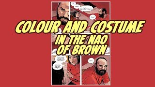 Colour and Costume in The Nao of Brown | Strip Panel Naked