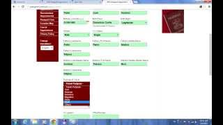 Passport online appointment system tutorial 2015