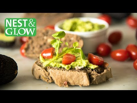 Buckwheat, Almond & Chia Bread - Gluten Free, Vegan & High Protein