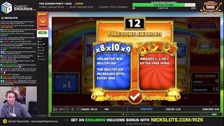 Casino Slots Live - 22/08/19 *QUADS!*