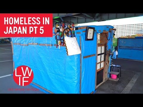 Why Are There Still 5,534 Homeless People in Japan? (Part 5)