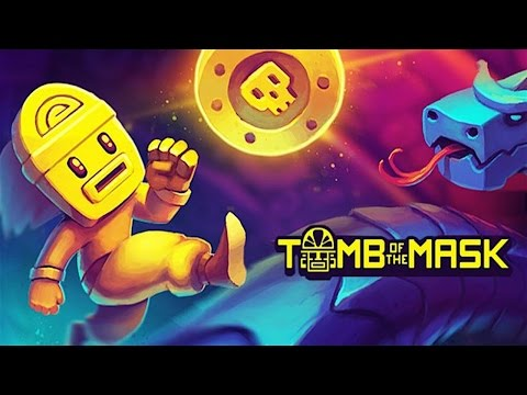 206098 POINTS IN TOMB OF THE MASK!