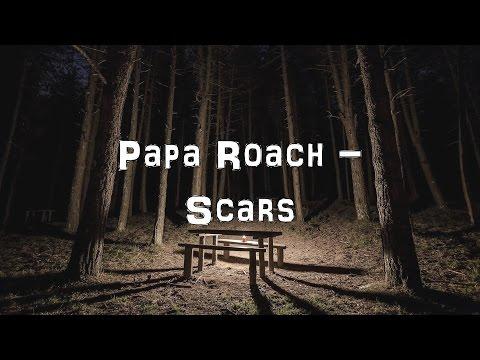 Papa Roach - Scars [Acoustic Cover.Lyrics.Karaoke]