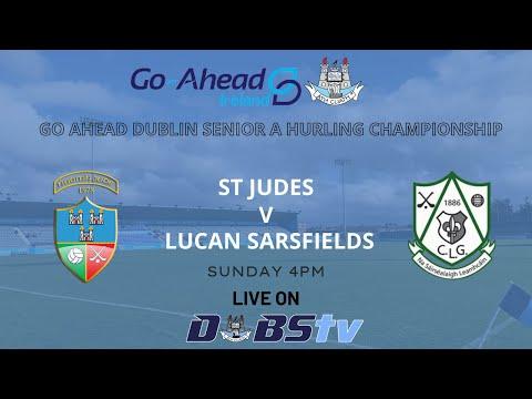 SHC A - St Judes v Lucan