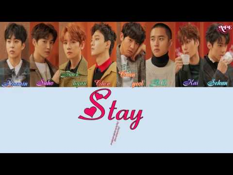 [VIETSUB] 171226 EXO - Stay