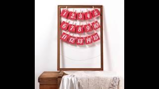Christmas DIY Calendar Thumbnail