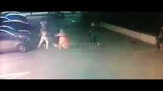 Нападение на участников «Дома-2» попало на запись камер наблюдения