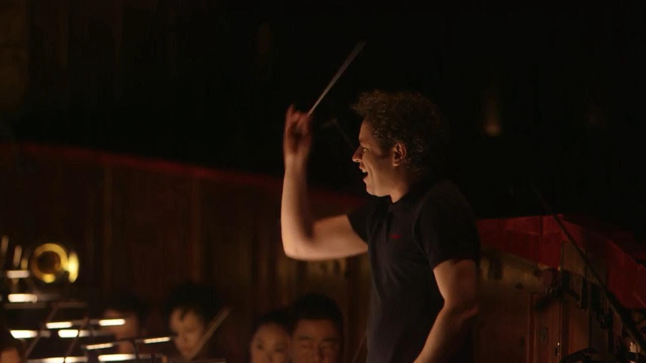 Gustavo Dudamel Conducts Otello