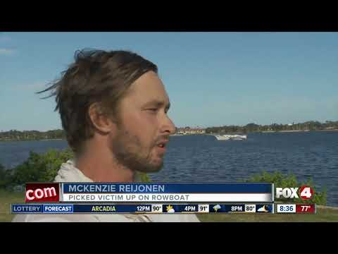 Florida man throws another off bridge during argument