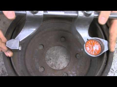 AMMCO Brake Drum Micrometer