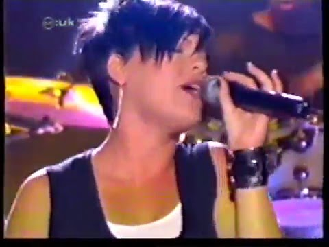 Pink on CD:UK performing Just Like A Pill & Interview