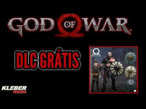 God Of War Dlc Gratis Corre Youtube