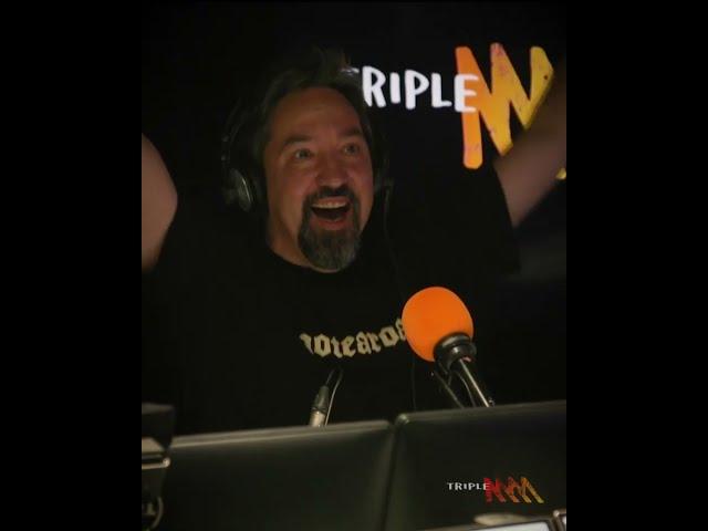 Shihad join Matty O on Triple M Aussie | Triple M