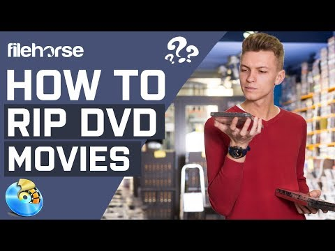 How To Rip DVD Movies Using WinX DVD Ripper Platinum (2019)
