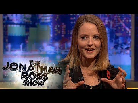 Jodie Foster Was Attacked by a Lion On Set - The Jonathan Ross Show