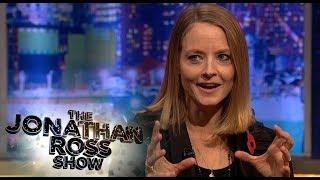 connectYoutube - Jodie Foster Was Attacked by a Lion On Set - The Jonathan Ross Show